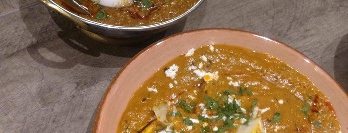 Mangal's Kitchen is one of Orte, die Micha gefallen.