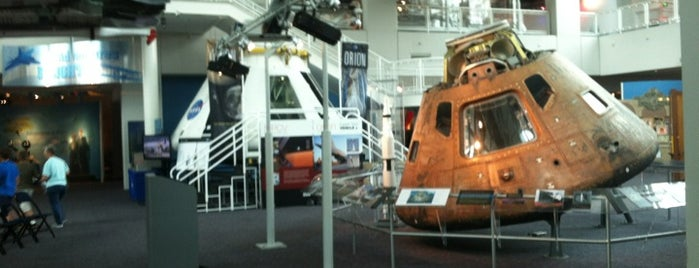 Virginia Air & Space Center is one of Yuri's Night Parties 2012.