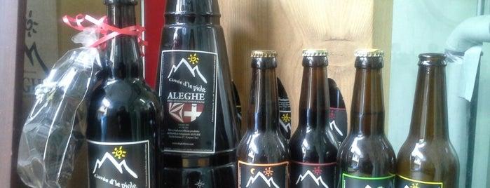 Birrificio Aleghe is one of Posti che sono piaciuti a Enzo.