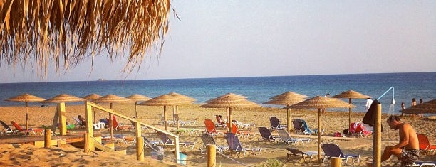 Tayo Beach Bar is one of Corfu, Greece.