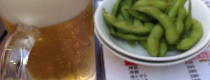 居酒屋一力 上野店 is one of Gespeicherte Orte von Sergio.