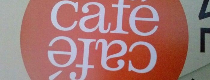 Café Café is one of Locais curtidos por 🇹🇷B@yr@M🇹🇷.