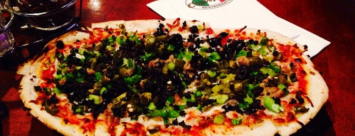 Campisi's Restaurant - Lovers Lane is one of * Gr8 Italian & Pizza Restaurants in Dallas.