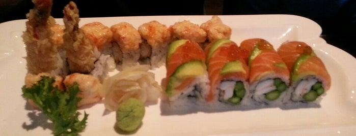 BayRidge Sushi is one of Like.
