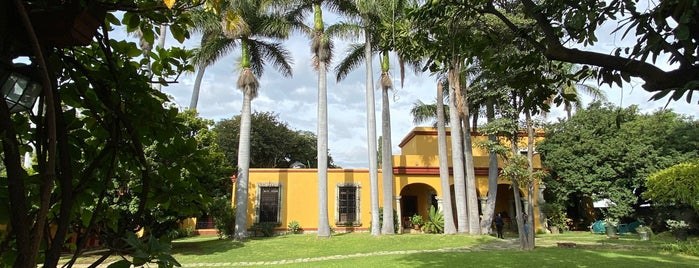 Instituto Cultural Oaxaca is one of Oaxaca y Puebla.