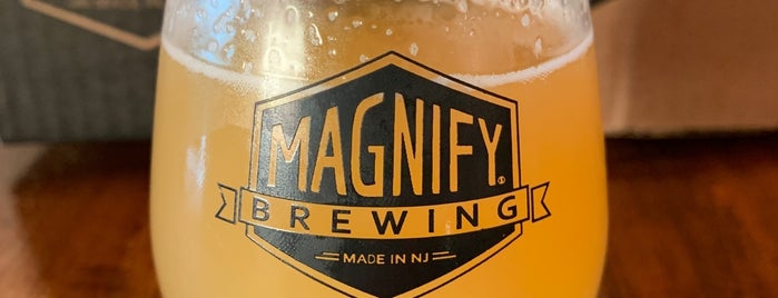 Magnify Brewing is one of Cole : понравившиеся места.