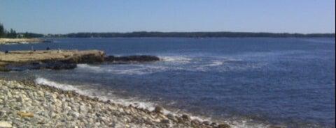 Seawall is one of Acadia.