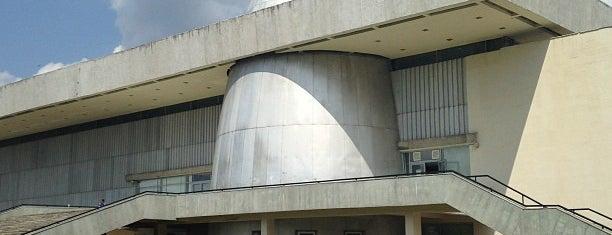 Государственный музей истории космонавтики им. К.Э. Циолковского is one of Russia10.