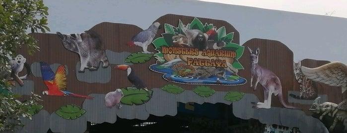 Monster World Pattaya is one of (Temp) My Thailand.