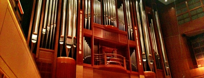 Morton H. Meyerson Symphony Center is one of dallas.