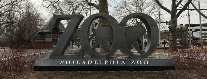 Philadelphia Zoo is one of Favorite Philadelphia Spots.