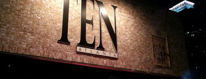 TEN Atlanta is one of Atl Eats.