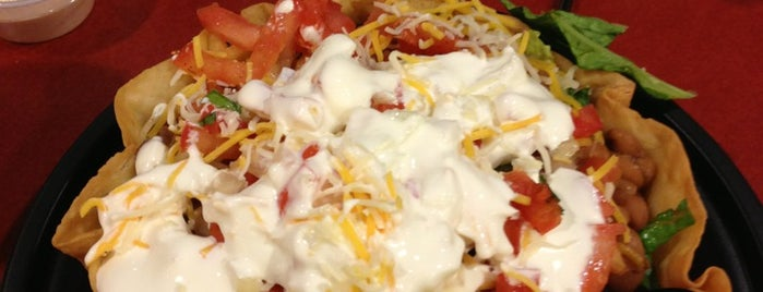 Moe's Southwest Grill is one of Saved TIPS.