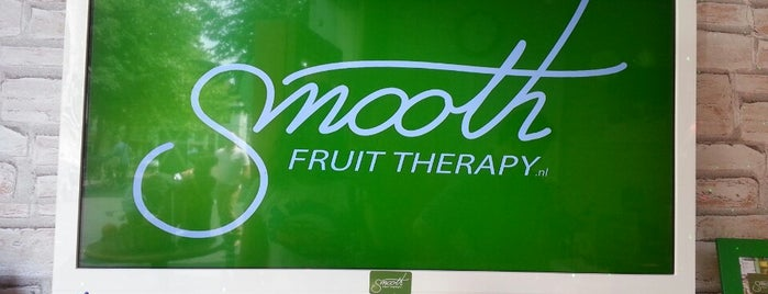 Smooth Fruit Therapy is one of Zwolle.