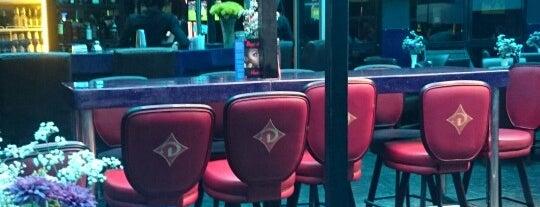 sky lounge bar & bites is one of Lieux sauvegardés par Helene.