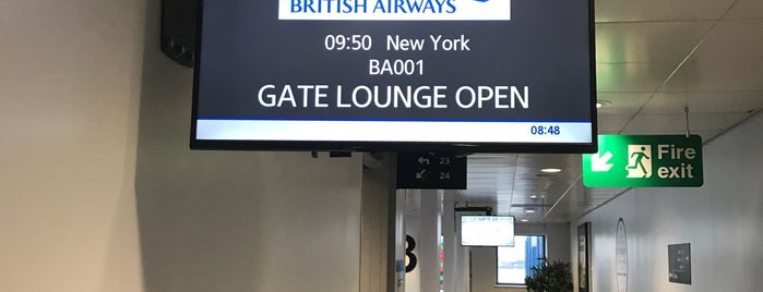 British Airways Club World is one of UK Trip 2014.