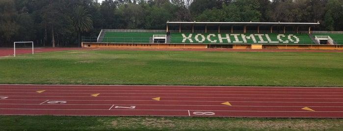 Deportivo Xochimilco is one of Gespeicherte Orte von gaby.