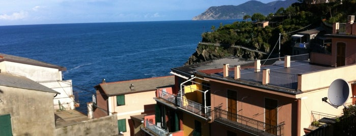 Manarola is one of Locais curtidos por Cusp25.