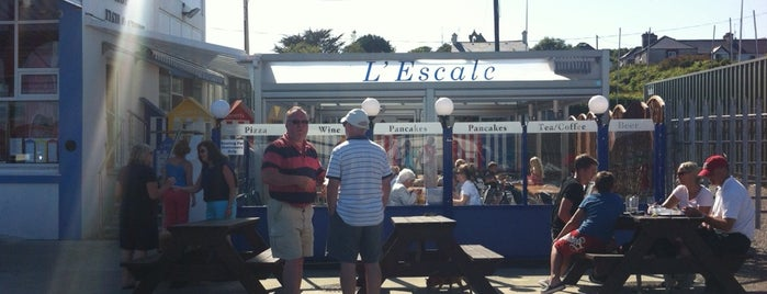 L'escale is one of 100 Best in Ireland.