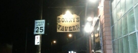 Sonny's Tavern is one of Pittsburgh.