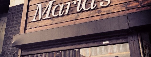 Maria's Packaged Goods & Community Bar is one of Posti salvati di Andy.