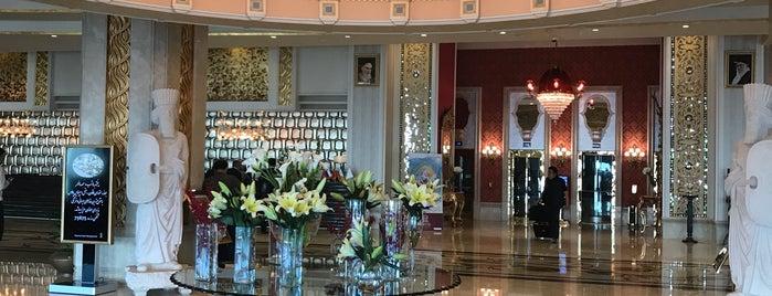 Espinas Palace Hotel | هتل اسپیناس پالاس is one of Tehran.