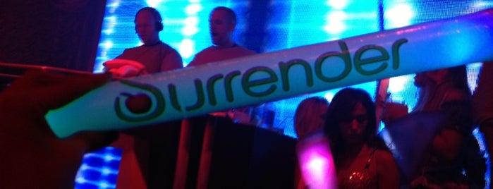 Surrender Nightclub is one of Best clubs in Vegas.