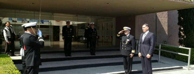 Centro De Estudios Superiores Navales is one of สถานที่ที่ Luisfher ถูกใจ.