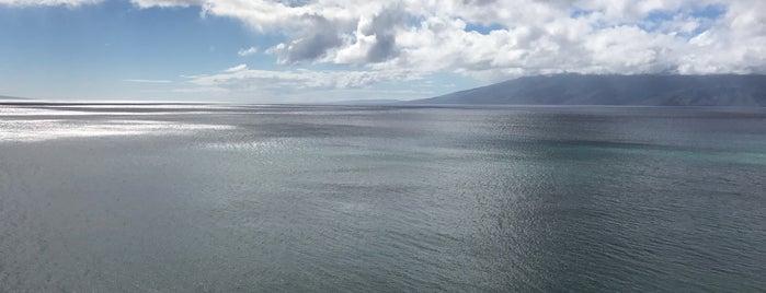Beach at Kahana Bay is one of Locais curtidos por Barry.