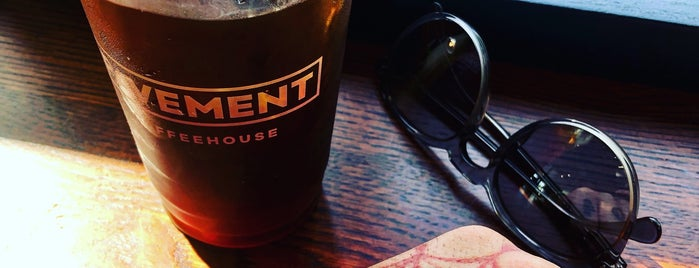 Pavement Coffee is one of Boston To-Dos.