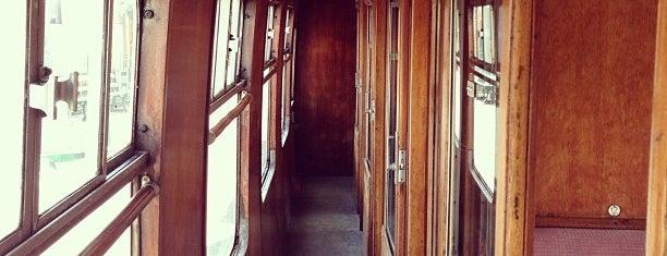 East Anglian Railway Museum is one of สถานที่ที่ Elliott ถูกใจ.