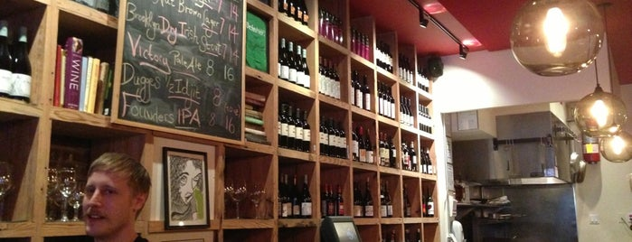 Terroir is one of NYC Wine Bars.