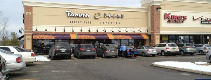 Panera Bread is one of Coffee in the GBG.