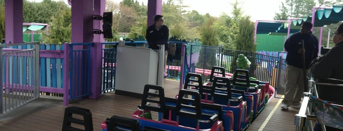 Grover's Alpine Express - Busch Gardens is one of Going Traveling!.