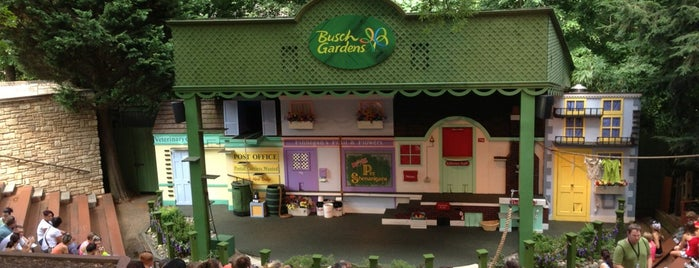 Shenanigans Theatre - Busch Gardens is one of Going Traveling!.
