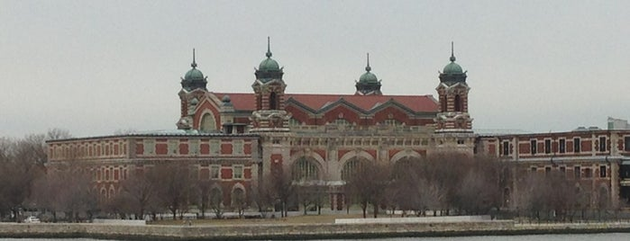 Ellis Island Immigration Museum is one of New York City.