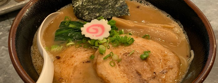 Ramen Shack is one of Locais curtidos por Liz.