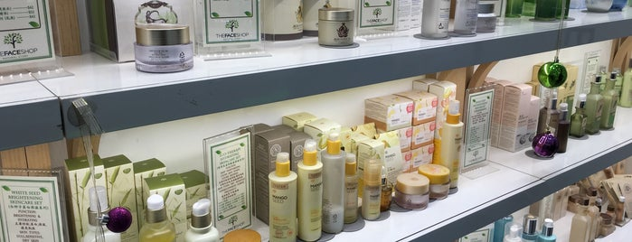 The Face Shop is one of New York.