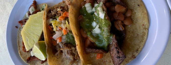 Tacombi is one of Favorite restaurants.