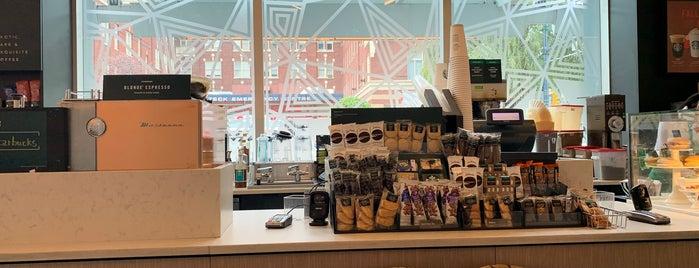 Starbucks Reserve at Sheraton Wall Centre is one of Serif 님이 좋아한 장소.