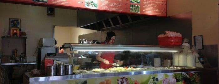 Ararat Noodle Bar is one of Tempat yang Disukai Yohan Gabriel.
