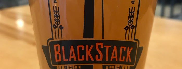 BlackStack Brewing is one of #ministerapproved.