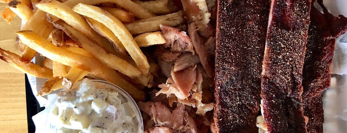 ZZQ Smokehouse is one of #ministerapproved.