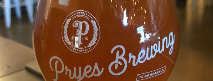 Pryes Brewing Company is one of #ministerapproved.