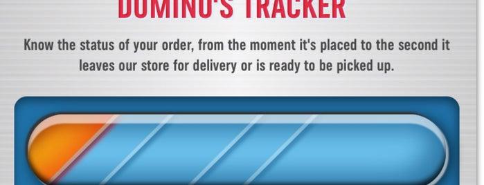 Domino's Pizza is one of Posti che sono piaciuti a Kristen.