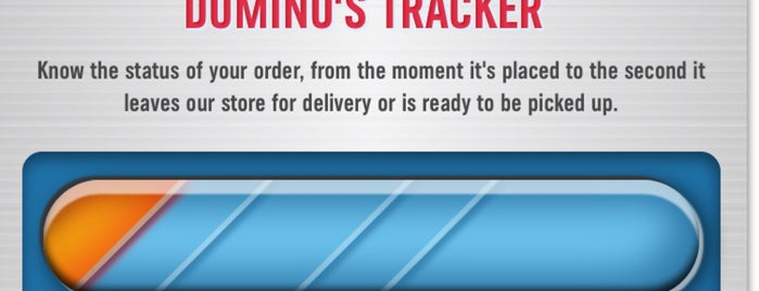 Domino's Pizza is one of Lieux qui ont plu à Kristen.