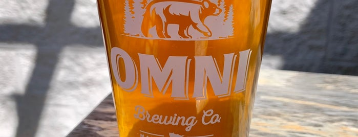 Omni Brewing Co is one of #ministerapproved.