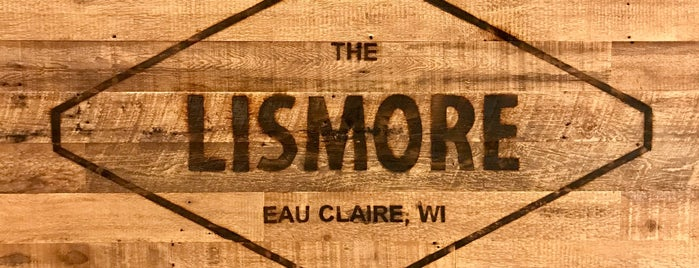 The Lismore is one of When You Say Wisconsin.