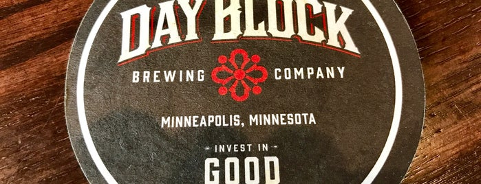 Day Block Brewing Company is one of #ministerapproved.