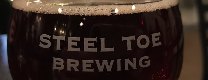 Steel Toe Brewing is one of #ministerapproved.